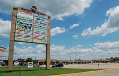 Shreve City Shopping Center